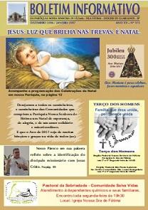 Clique aqui e leia nosso Boletim Informativo de Janeiro