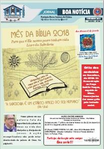 Clique aqui e leia nosso Jornal Boa Notícia de Setembro