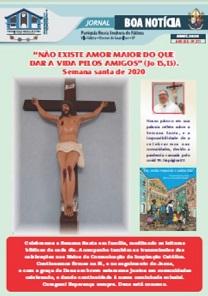 Clique aqui e leia nosso Jornal Boa Notícia de Abril