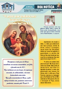 Clique aqui e leia nosso Jornal Boa Notícia de Janeiro